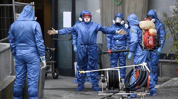 Coronavirus: Italia registra cifra récord con casi 1.000 muertos en 24 horas