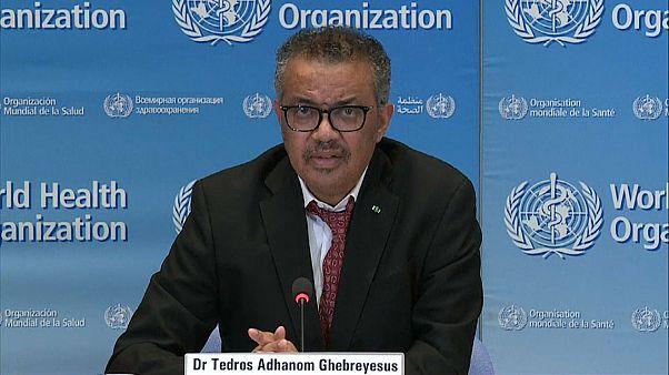 """منظمة الصحة العالمية: النقص العالمي """"المزمن"""" في معدّات الوقاية يشكّل """"تهديدا ملحّا"""""""