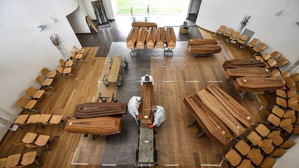 ۲۰۰ هزار مرگ بیش از میانگین در اروپا در دوران همهگیری کرونا ثبت شد