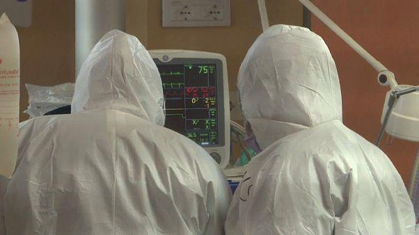 Mais de 100 mil infetados pelo coronavírus nos Estados Unidos