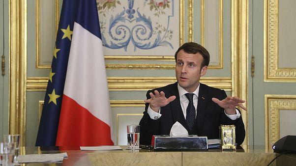 ماکرون: فرانسه پشتیبان ایتالیاست، اروپا نباید «خودخواه» باشد