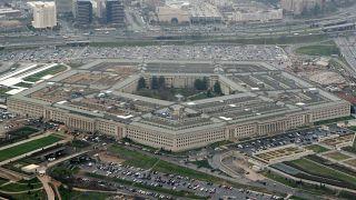مبنى وزارة الدفاع الأمريكية-البنتاغون 27/03/2008