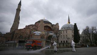 Προειδοποιήσεις Οικουμενικού Πατριάρχη για τυχόν μετατροπή Αγ. Σοφιάς σε τζαμί