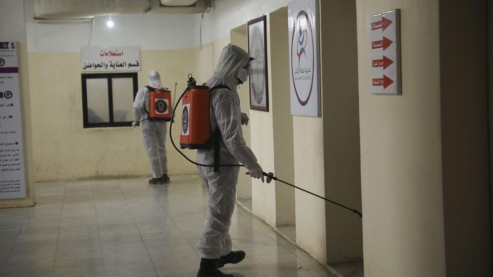 Al menos 100.000 podrían morir por COVID-19 en Siria, advierten las ONG 31