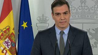 Coronavirus: España amplía el confinamiento a los trabajadores de actividades no esenciales