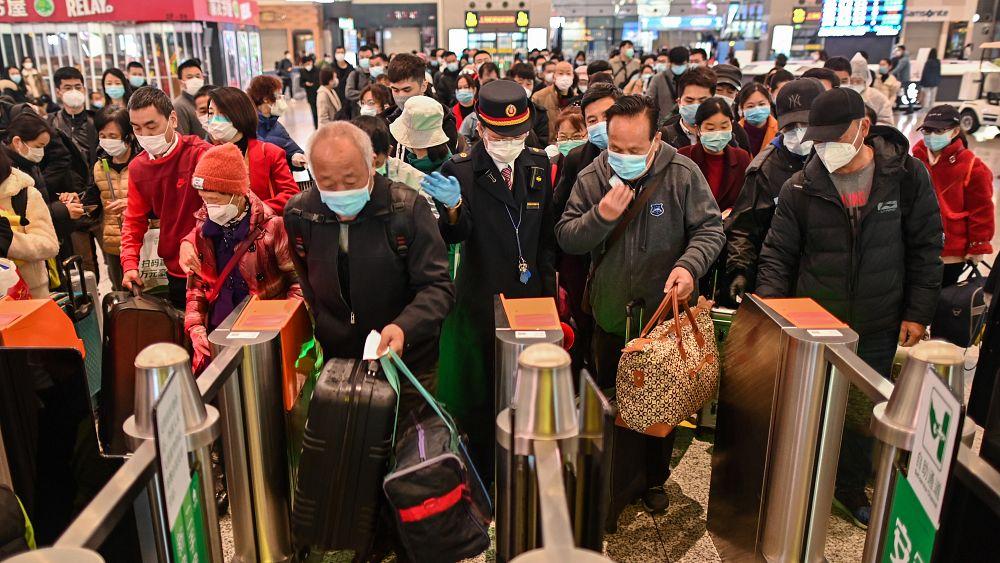 COVID-19: Wuhan reabre parcialmente después de un aislamiento de meses 28