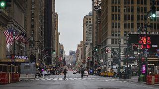 شیوع ویروس کرونا در نیویورک