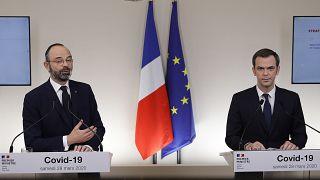 Fransa Başbakanı Philippe: Covid-19 ile mücadelede nisanın ilk 15 günü daha zorlu geçecek