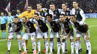 Virus Outbreak Juventus