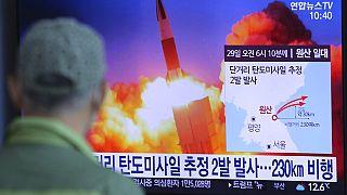 Újabb kilövés: fokozza rakétakísérleteit Észak-Korea