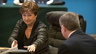 کریستالینا گئورگیوا، رییس صندوق بینالمللی پول