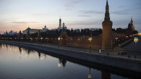 العاصمة الروسية موسكو