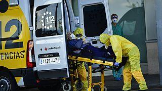 Újabb spanyol rekord a halálozásban