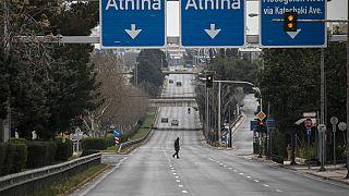 COVID-19: Έξι νεκροί στην Ελλάδα την Κυριακή