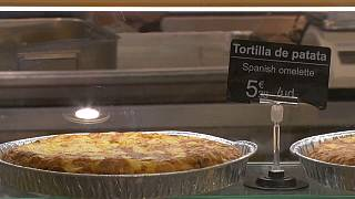 La tortilla esquiva al parón de actividad en España