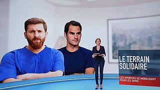 واکنشها به یک گاف؛ تصویر بدل ایرانی مسی در تلویزیون فرانسه