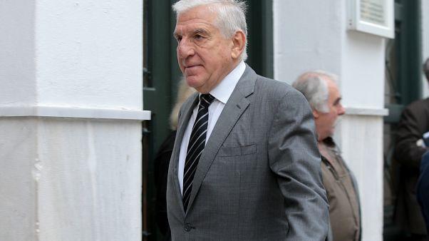 Παραμένει στη φυλακή ο Γιάννος Παπαντωνίου, λόγω αδυναμίας καταβολής της εγγύησης