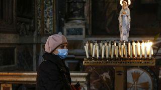 Италия: за сутки скончались 756 человек, общее число жертв — 10779