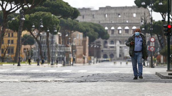 Coronavirus : en Italie, des signes encourageants qui annoncent peut-être le pic de la maladie