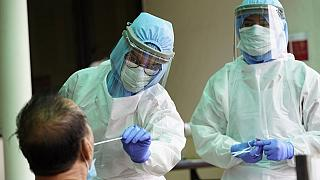 Németország betegeket vesz át Olaszországból és Franciaországból