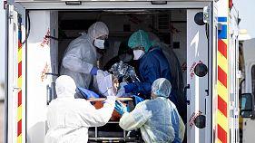 تعداد جانباختگان بر اثر ابتلا به ویروس کرونا در فرانسه از ۳ هزار نفر گذشت