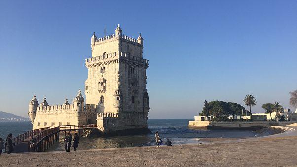 برج بيليم في لشبونة عاصمة البرتغال