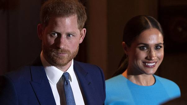 Prince Harry and Meghan Markle's shocking message after closing their office