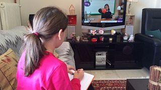 Ξεκίνησαν τα μαθήματα της Εκπαιδευτικής Τηλεόρασης