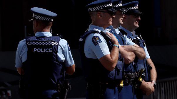 الشرطة النيوزيلاندية