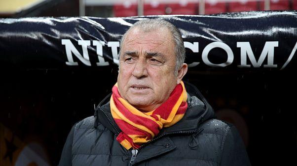 Galatasaray Teknik Direktörü  Fatih Terim taburcu oldu