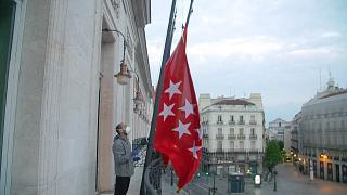 Madridi gyász