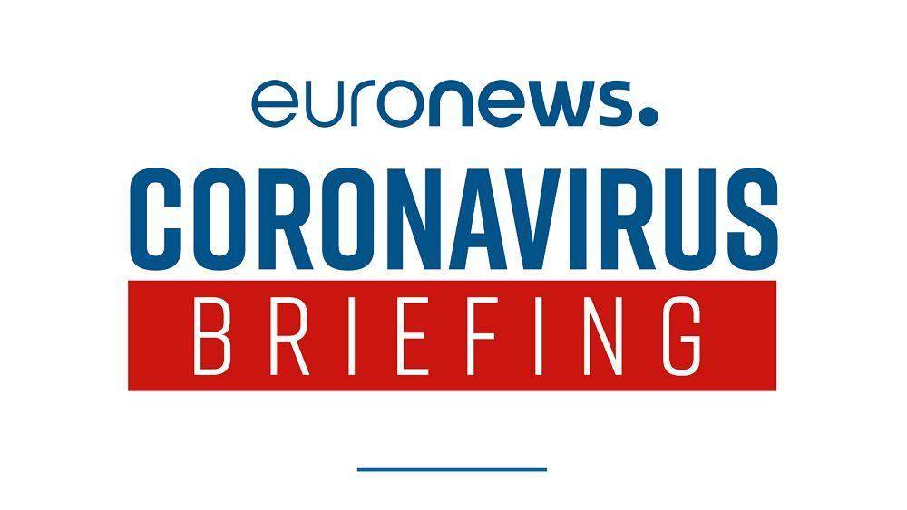 Suscríbase al boletín dedicado COVID-19 de Euronews 34
