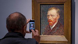 Van Gogh'un Fransa'da yazdığı 'genelev ziyareti mektubu' açık artırmada 210 bin euroya satıldı
