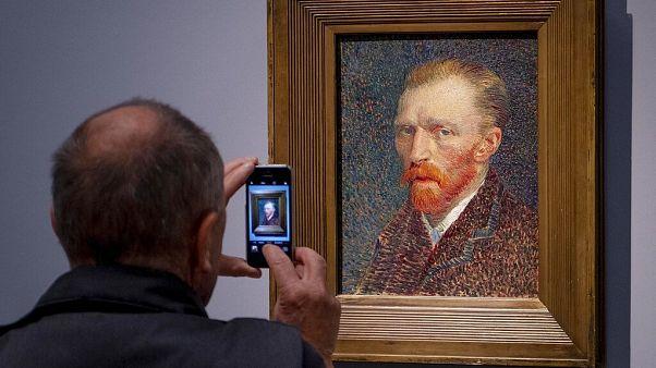 Hollanda: Koronavirüs sebebiyle kapanan müzeden gece yarısı baskınıyla Van Gogh tablosunu çaldı