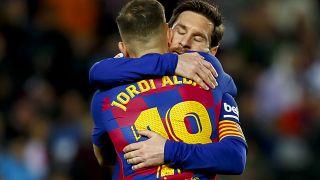 Jogadores do Barcelona recebem salários a 30%