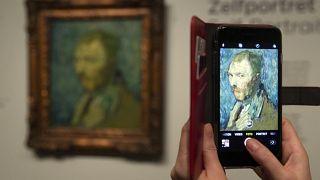 سرقة لوحة لفان غوخ من متحف تم إغلاقه بسبب كورونا