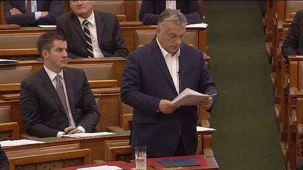 Ουγγαρία: Νομοσχέδιο με υπερεξουσίες για τον Όρμπαν