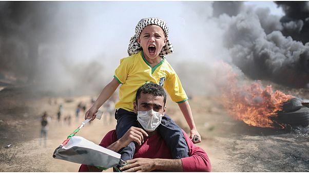 تظاهرة رقمية إحياء للذكرى الـ44 ليوم الأرض في المناطق العربية في إسرائيل بسبب كورونا