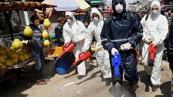 Сектор Газа: коронавирус обернется катастрофой
