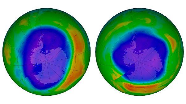 خبراء يحذرون من انكماش نادر لطبقة الأوزون فوق القطب الشمالي