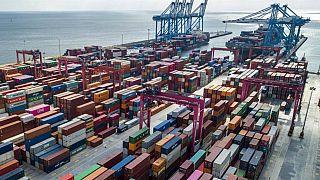 TÜİK) ile Ticaret Bakanlığı iş birliğiyle oluşturulan şubat ayına ilişkin geçici dış ticaret verileri açıklandı.