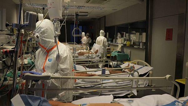 Covid-19, Spagna: nuovo record di morti in 24h ma il contagio rallenta