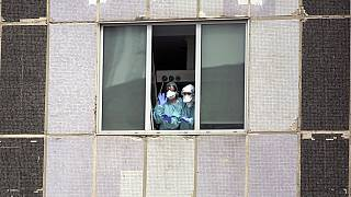 Virus Outbreak Europes Hospitals