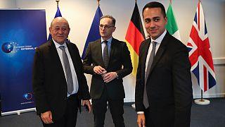 آلمان، بریتانیا و فرانسه: محموله پزشکی با استفاده از «اینستکس» به ایران صادر شد