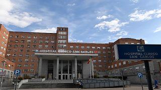 مستشفى سان كارلوس كلينيك في مدريد