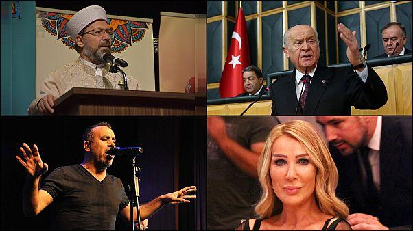 Siyaset, sanat, spor ve iş dünyasından 'Biz Bize Yeteriz Türkiyem' kampanyasına destek