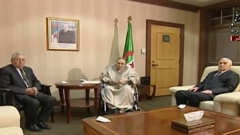 التلفزيون الجزائري