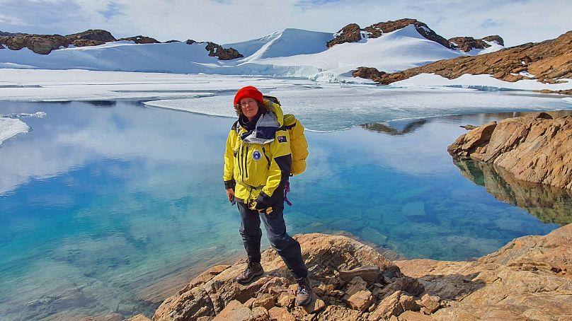 Patti Virtue/ Australian Antarctic Division