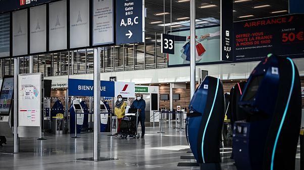 CORONAVIRUS | El aeropuerto parisino de Orly cierra por falta de pasajeros