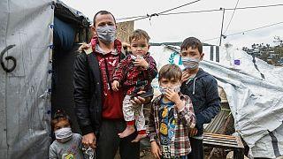 کرونا؛ اردوگاههای پناهجویان جزایر یونان در انتظار انفجار بمب ساعتی